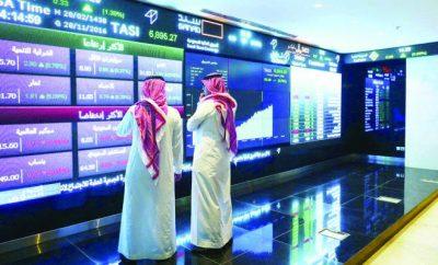 الأسهم السعودية تستعد لاختراق مستويات 7400 نقطة
