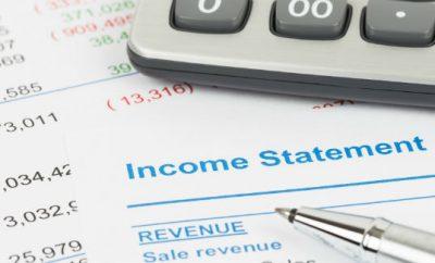 قائمة الدخل