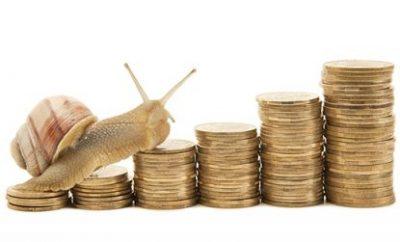الاقتصاد البطيء