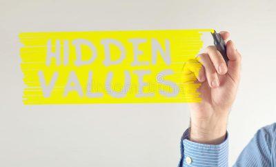القيم الخفية