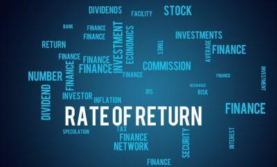 معدل العائد المطلوب
