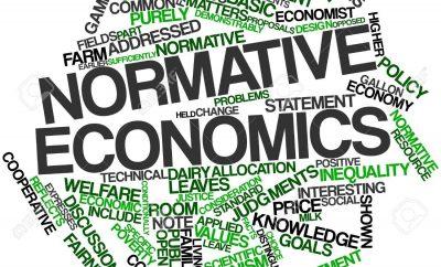 الاقتصاد المعياري