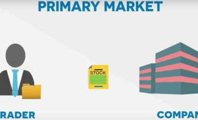 السوق الأولية