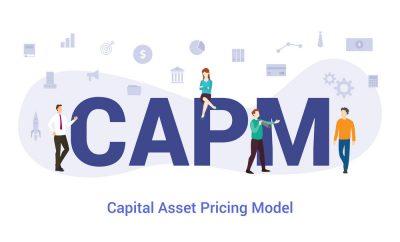 نموذج تسعير الأصول الرأسمالية