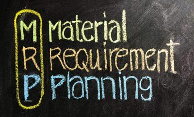 تخطيط متطلبات المواد